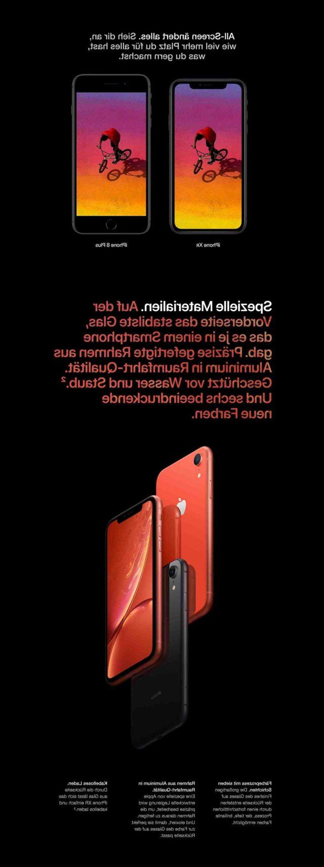 Quel est le prix de l'iPhone XR Max ?