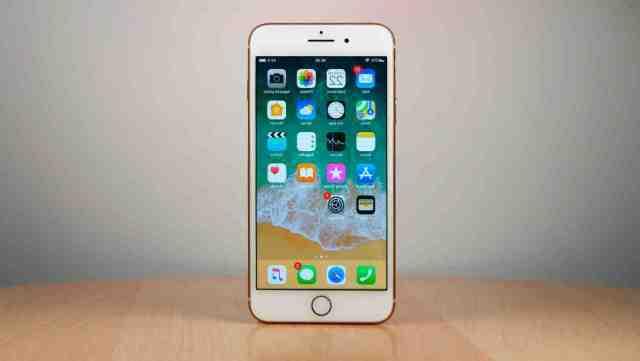 Quel est le prix du iPhone 8 plus ?