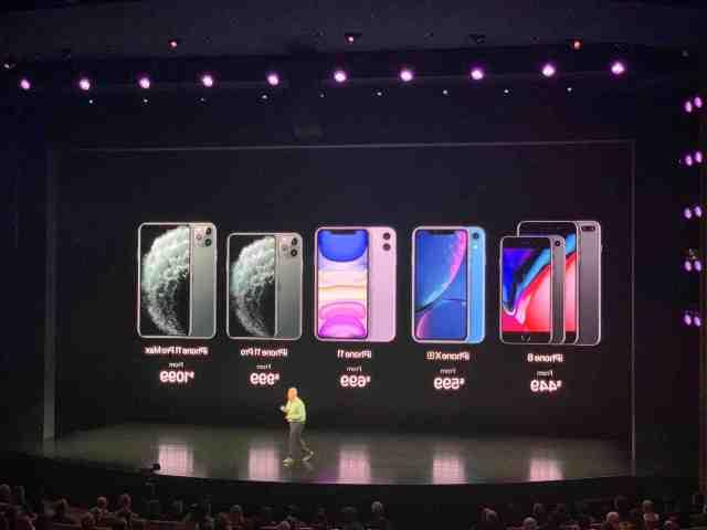 Quel iPhone à la meilleure caméra ?