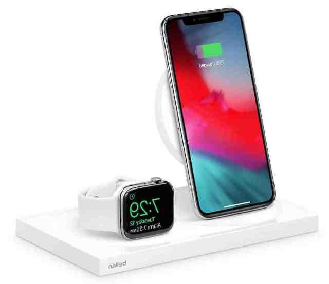 Quel iPhone à la recharge sans fil ?