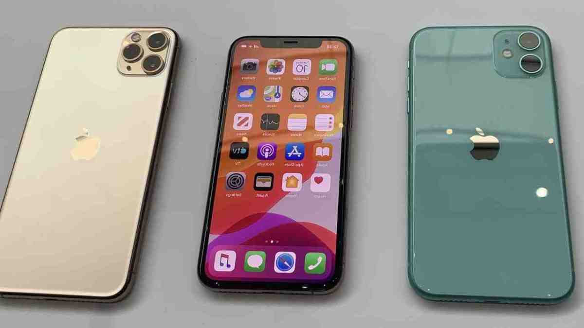 Quel iPhone acheter en 2021 ?