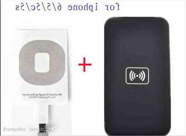 Quel iPhone charge induction ?