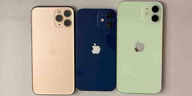 Quel iPhone choisir entre le 11 et le 12 ?