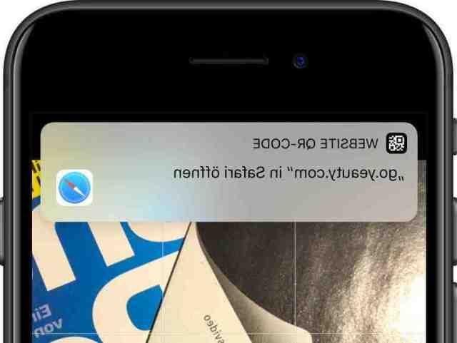 Quel lecteur de QR Code choisir pour iPhone ?