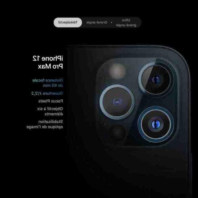 Quel taille fait iPhone 12 Pro ?