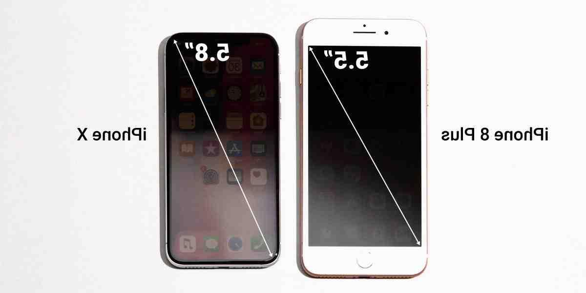 Quel taille fait un iPhone 8 ?
