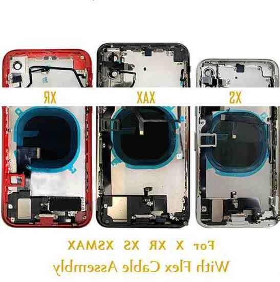 Quelle batterie iPhone XR ?