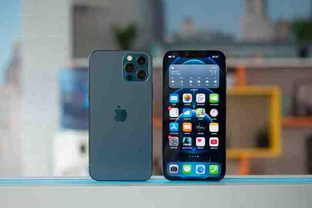 Quelle capacité choisir iPhone 12 Pro ?