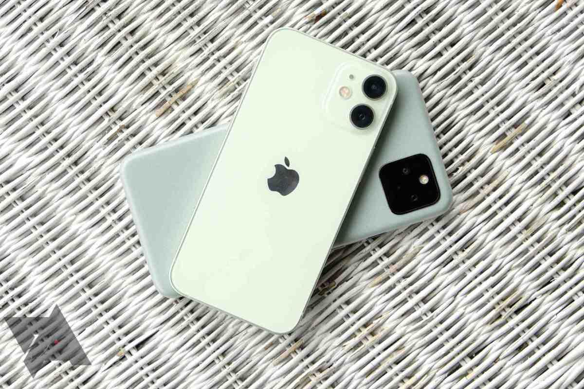 Quelle différence entre iPhone 12 ?