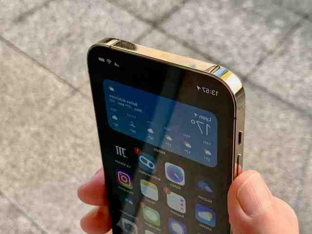 Quelle différence entre iPhone 12 Pro et 12 Pro Max ?