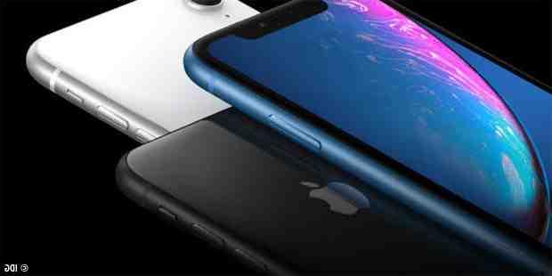 Quelle différence entre iPhone 8 et XR ?