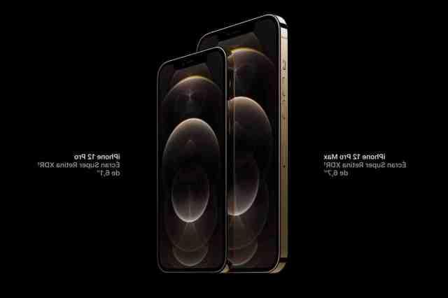 Quelle est la capacité de l'iPhone 12 Pro Max ?