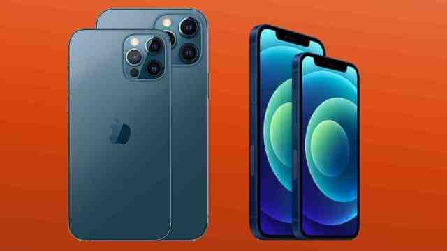 Quelle est la différence entre iPhone 12 et iPhone 12 Pro ?