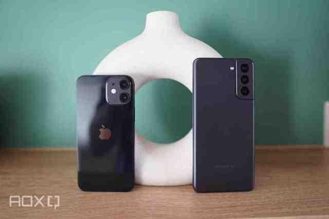 Quelle est la différence entre iPhone 12 et iPhone 12 mini ?