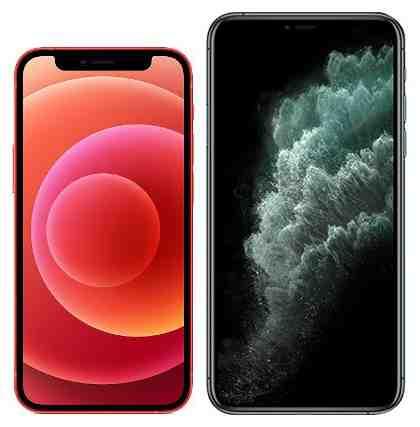 Quelle est la différence entre l'iPhone 11 est l'iPhone 12 mini ?