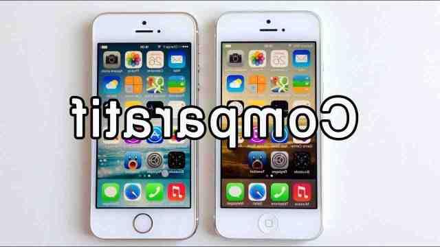 Quelle est la différence entre l'iPhone 5 et l'iPhone ?