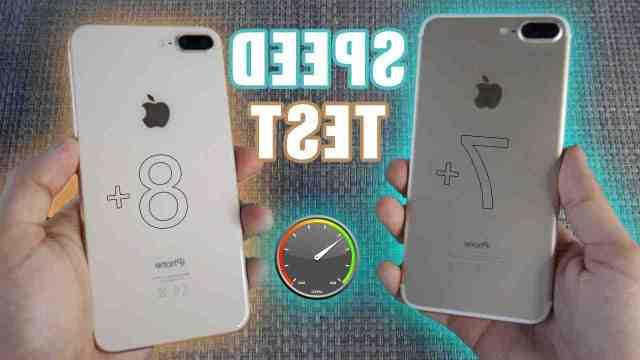 Quelle est la différence entre un iPhone 7 et 8 ?