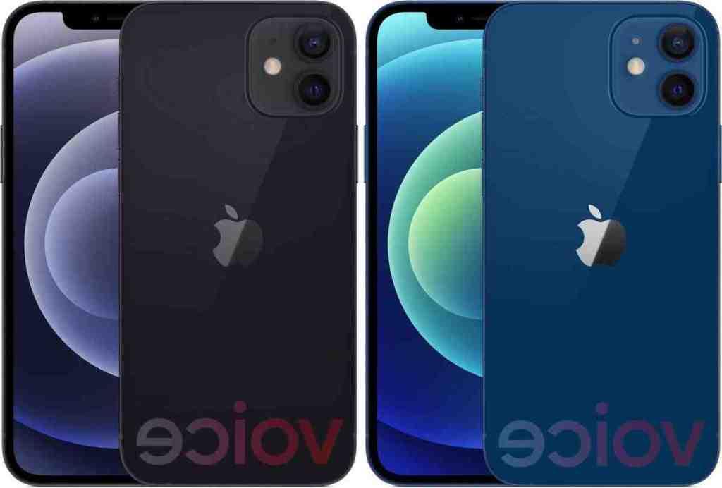 Quelle est la meilleure couleur de l'iphone 12 mini