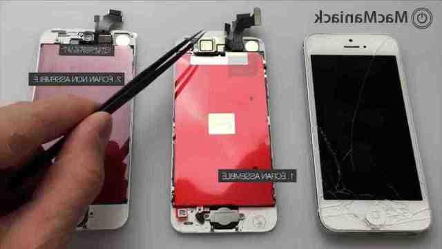 Quelle est la taille d'un iPhone 5S ?