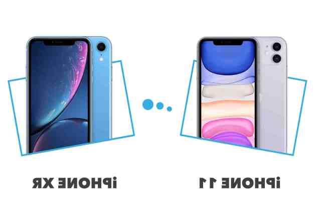 Quelle taille fait l'écran de l'iPhone XR ?