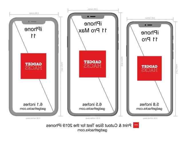 Quelle taille fait l'iPhone 11 Pro ?