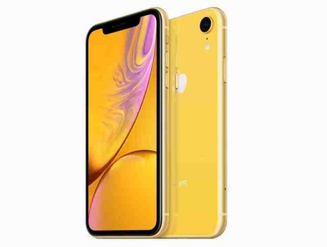 Quelle taille fait l'iPhone XS ?