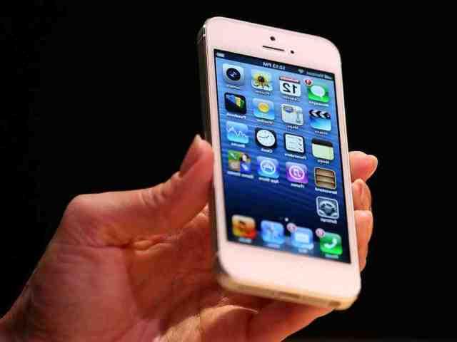 Quelle taille l'iPhone se ?