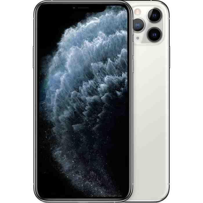 Quelles sont les capacités de l'iPhone 11 ?