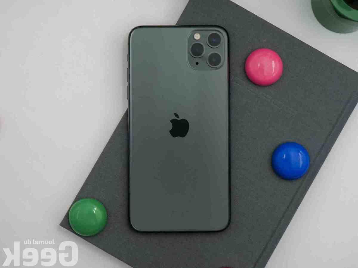 Quelles sont les caractéristiques de l'iPhone 11 Pro ?