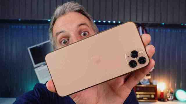 Quelles sont les dimensions de l'iPhone 11 Pro ?