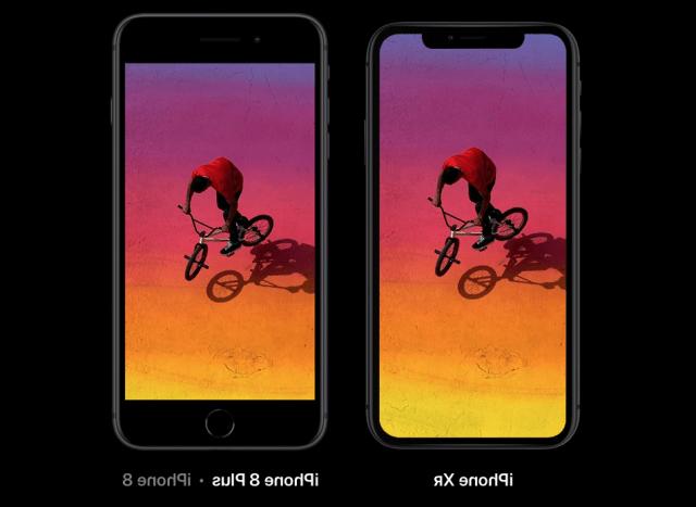 Quelles sont les dimensions d'un iPhone XR ?