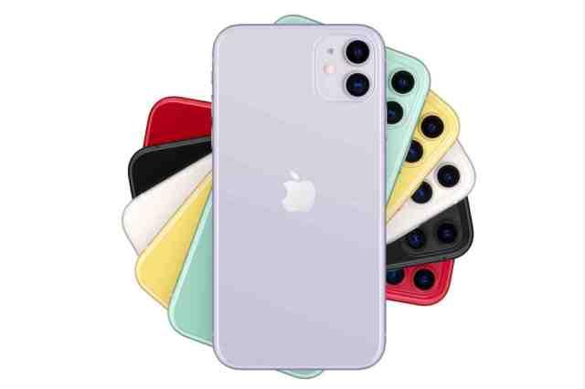 Quels iPhone font la même taille ?