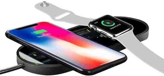 Quels iphones compatible charge par induction ?