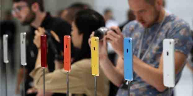 Qui a créé l'iPhone XR ?