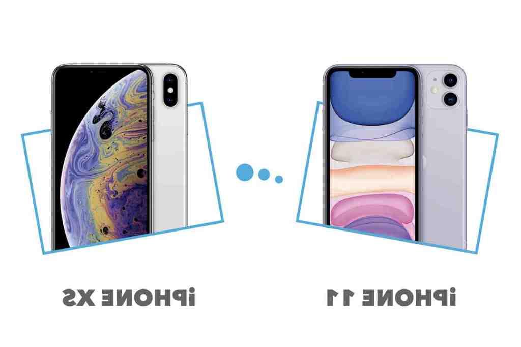 Taille de l'Iphone xr et 11