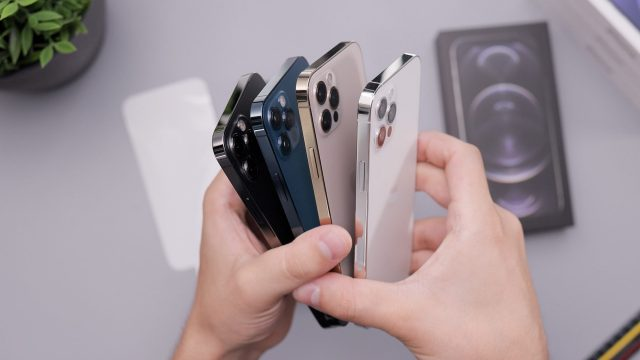 iPhone reconditionne