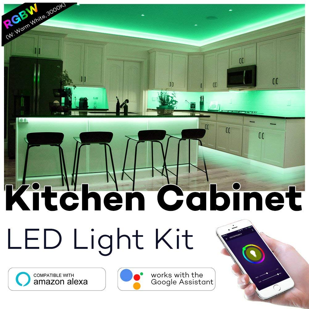 best wifi controlled kitchen cabinet