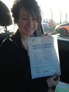 Automatic driving lessons Southampton
