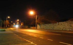Parking at Night