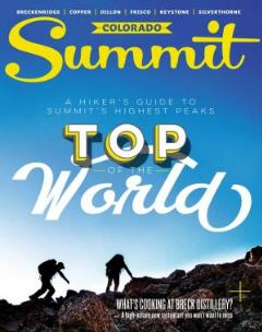 Colorado Summit Magazine Summer-Fall 2016