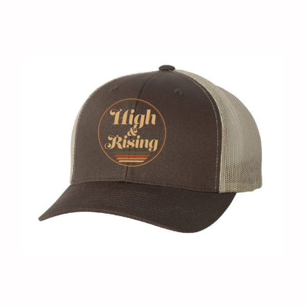 High & Rising Trucker Hat