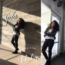 I joined the Sola Salon Studio family in April of 2017