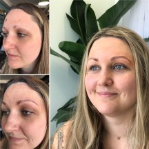 Microblading slowly builds your to your brow goals