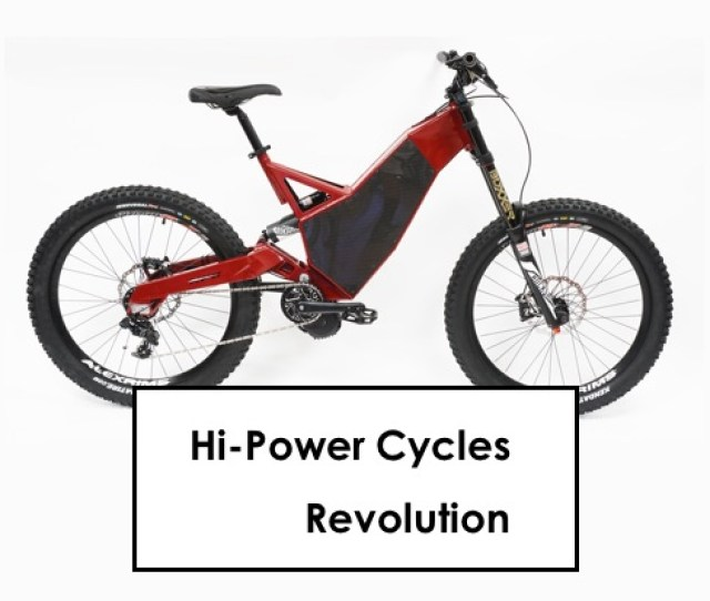 Hi Power Cycles Hpc Revolution In Slc At High Country E Bikes Buy Now