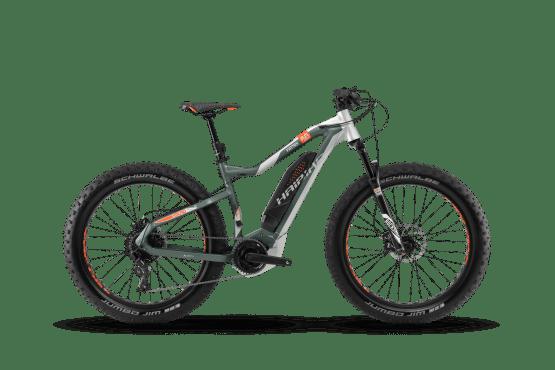 Haibike XDURO FatSix 8.0 2018