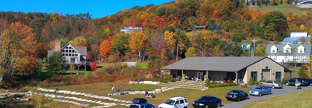 Wine on the North Carolina Mountains: Banner Elk Winery