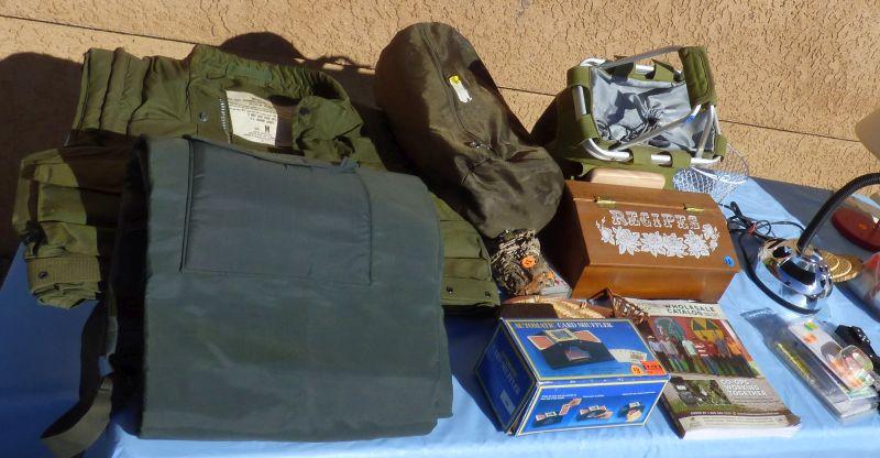flak-jackets