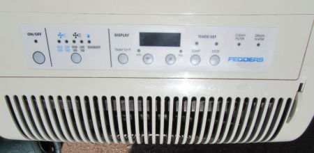Portable AC-top