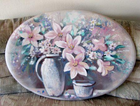 round-painting