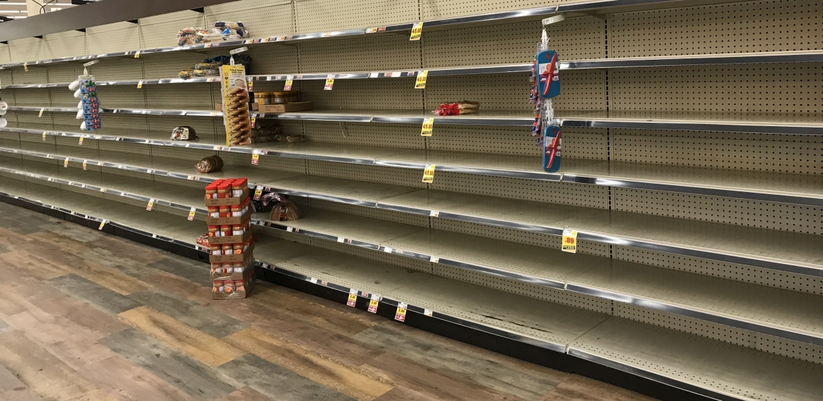 No bread at Smith